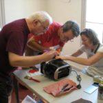 Grasse - atelier Juillet 7