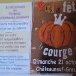 Grasse - atelier d'octobre - 9