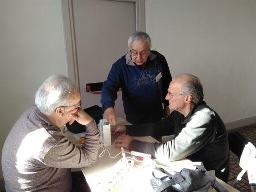 Diagnostic, réparation se font au Repair Café pays de Grasse