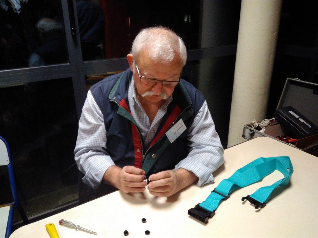 Atelier Repair Café pays de Grasse à La nuit des Idées